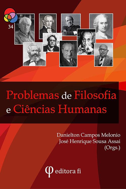 Problemas de Filosofia e Ciências Humanas