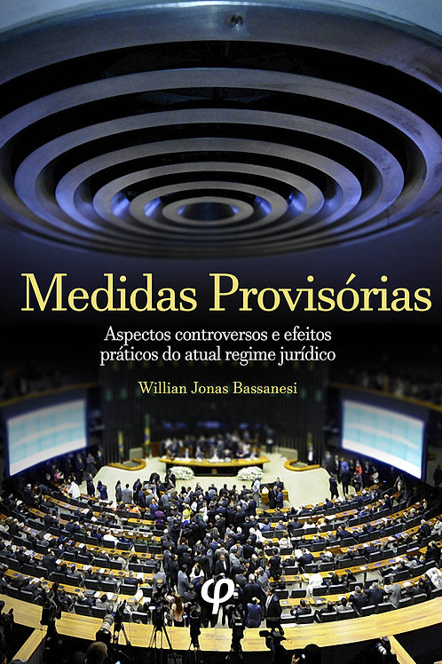 Medidas Provisórias - Willian Jonas Bassanesi