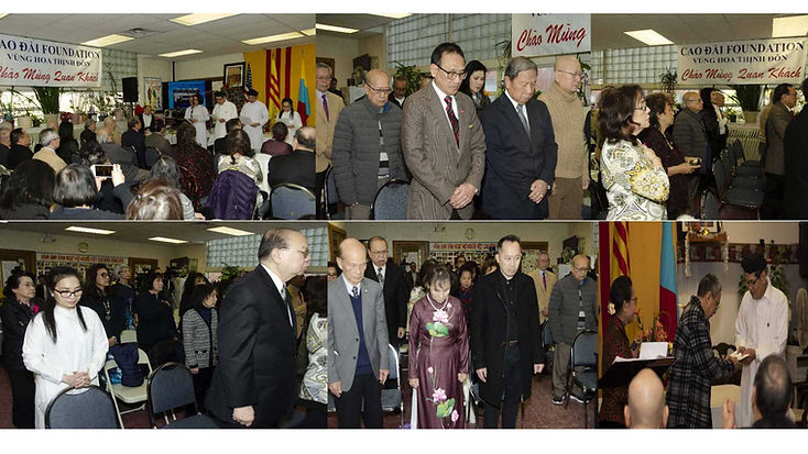 Cao Dai Foundation Annual Meeting 2020