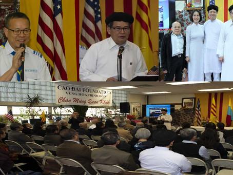 Cao Dai Foundation Annual Meeting on 8 Feb 2020
