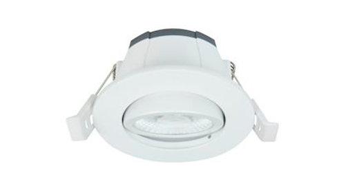 Spot LED BLUETOOTH 6W orientable blanc