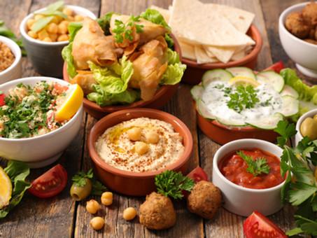 Hosting a Vegetarian Dinner Party?