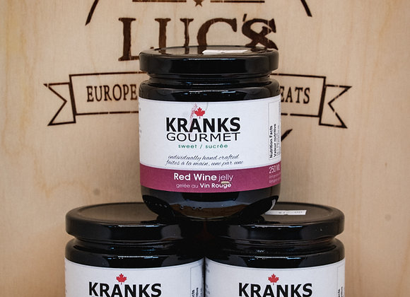 Red Wine Jelly - Kranks