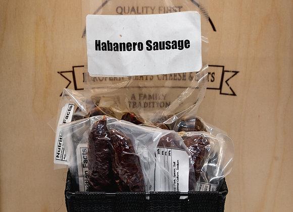 Habanero Sausage