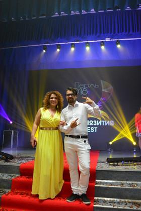 Наталья Злыгостева и Лев Калимуллин