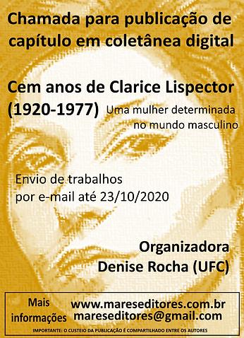 Cartaz_Cem anos Clarice.png