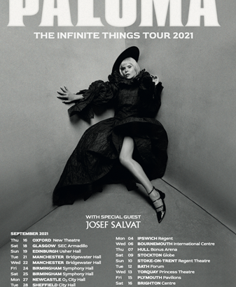 Paloma Faith Announces Fifth Studio Album 'Infinite Things'