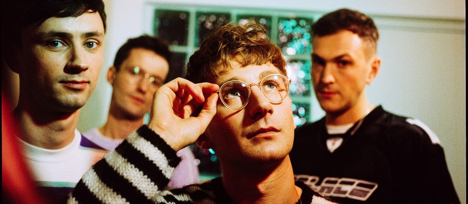 Glass Animals Release new single 'Heat Waves'