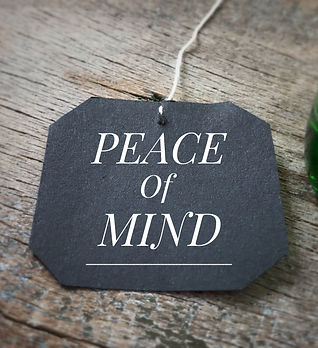 Peace of Mind, Therapy Standards