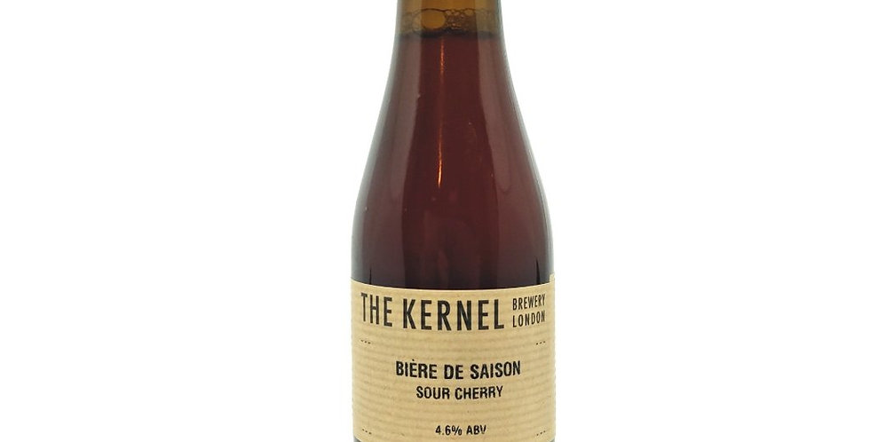 The Kernel Brewery- Biere de Saison - Sour Cherry