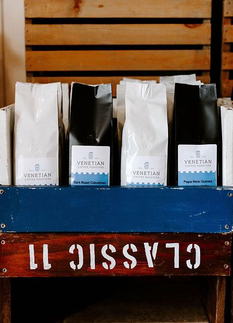Venetian Coffee Bags