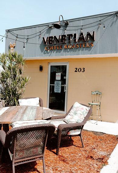 Venetian Coffee Roasters Building