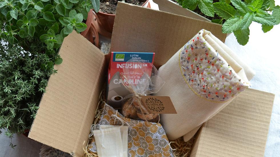 Box cadeau pause gourmande