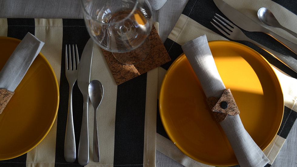 Set de table en lin