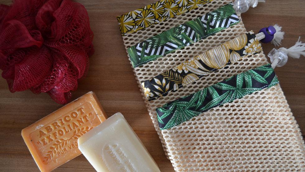 Filet pour savon/shampoing solide