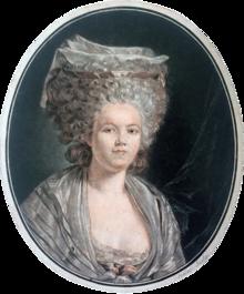 Portrait de Rose de Bertin