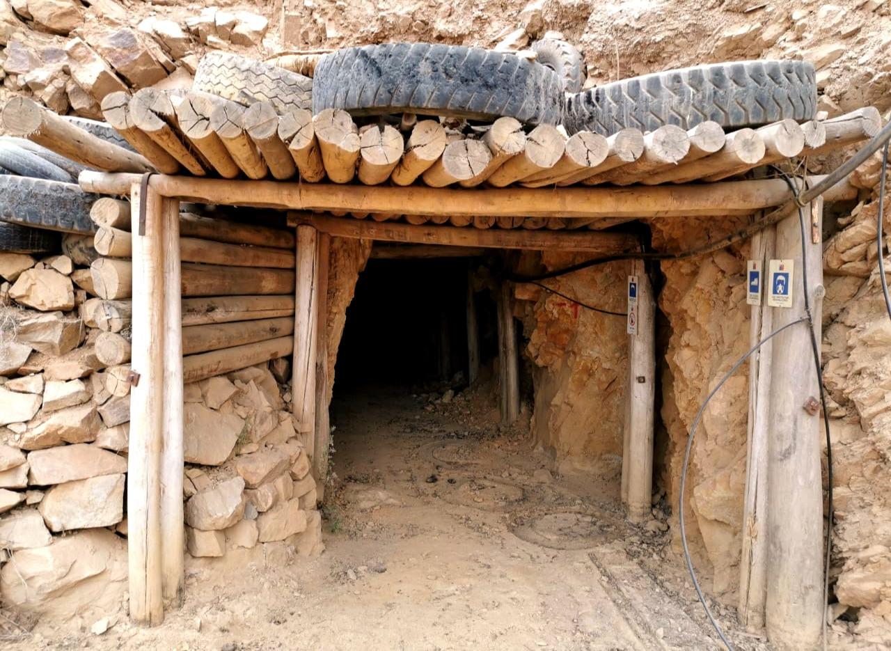 Safe Tunnel Entrance