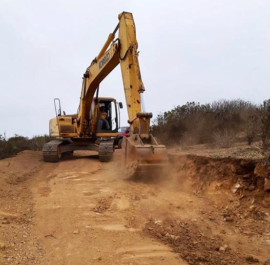 Preparing Plateau