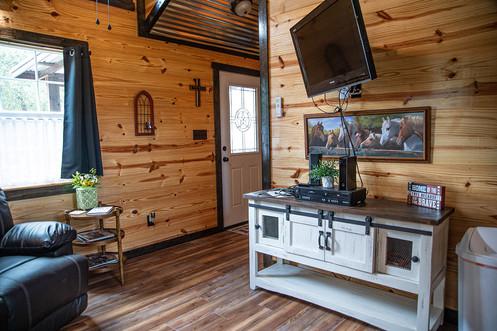 Cabin on the Ridge - Blue Moon 3