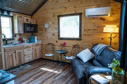 Cabin on the Ridge - Blue Moon 2