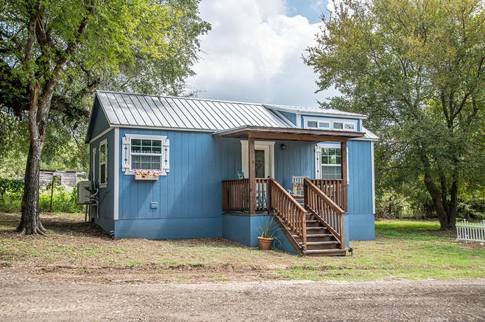 Cabin on the Ridge - Blue Moon
