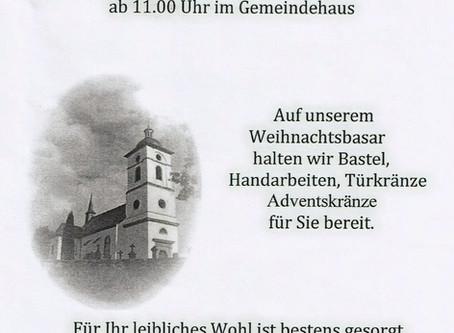 Adventsbasar in Auel