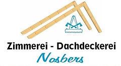 Zimmerei-Dachdeckerei Nosbers Logo Kleid