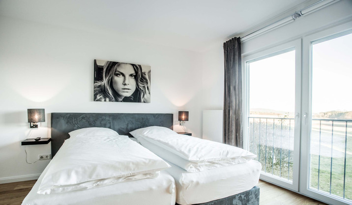 Oliver 92 Ferienwohnung Nürburgring Wohnung 2_Schlafzimmer
