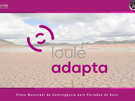 Novo Projeto: Plano Municipal de Contingência para Períodos de Seca de Loulé