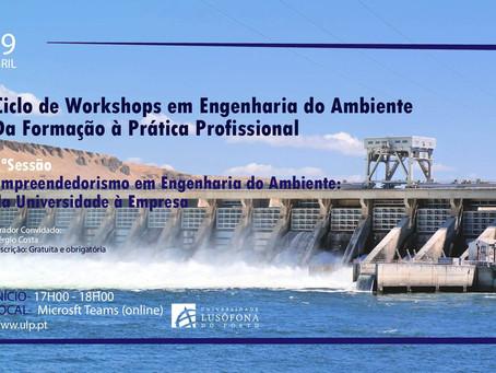 Ciclo de Worshops em Engenharia do Ambiente (ULP)