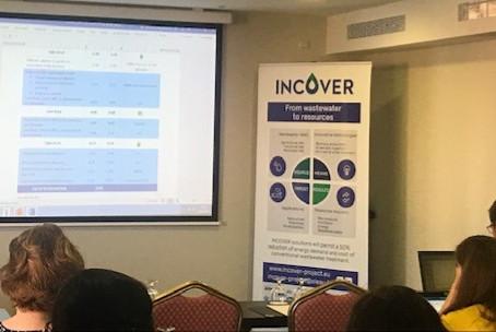 Reunião de Avaliação do Projeto INCOVER (H2020)