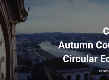 Centro Autumn Course on Circular Economy