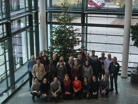 Reunião do Projeto INCOVER (H2020)