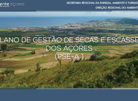 Novo projeto: Plano de Gestão de Secas e Escassez dos Açores