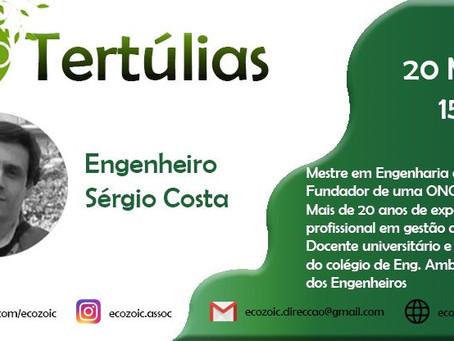 EcoTertúlias, promovidas pela Ecozoic (FCT NOVA)
