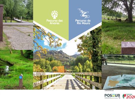 Projeto: Percurso das Árvores e Percurso do Rio Mouro (Melgaço, Portugal)