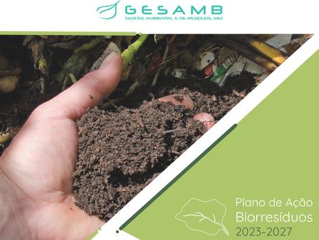 Novo projeto: Estudo para os Biorresíduos na Gesamb