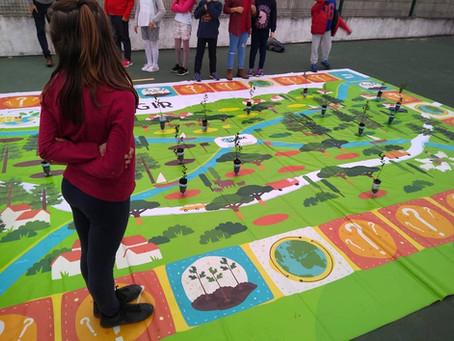 Novo projeto: Materiais Lúdico-Pedagógicos para Sensibilização sobre a Conservação dos Valores Natur