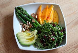 Mango & Avocado Super Salad