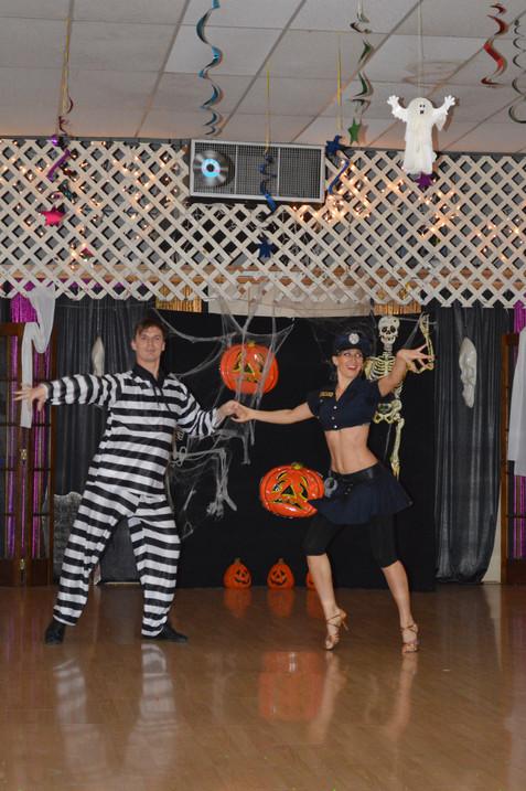 Halloween Party Potos