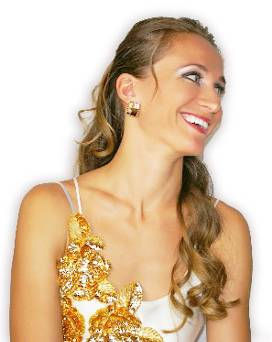 Eugenia Spotar Smiling