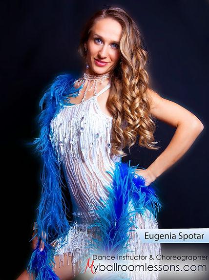 Eugenia Spotar, Miami dance instructor