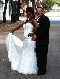 Trisa and Jose wedding dance miami