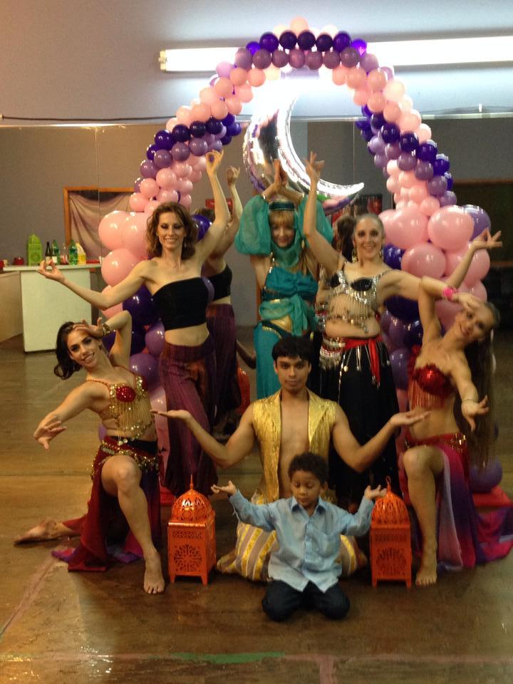 Arabian Nights Show 2013