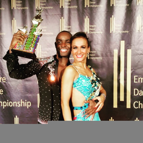 Photos from 2015 Competitions  Rodrigue and Eugenia