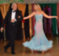 Most beautiful and elegant ballroom dance: Slow Foxtrot