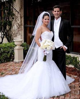 Pablo and Yanliet weddingdance Miami