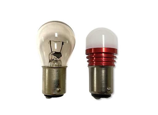 #94, 1142, 1156DC LED Replacement 12/14VDC | BA15D Bulb Base
