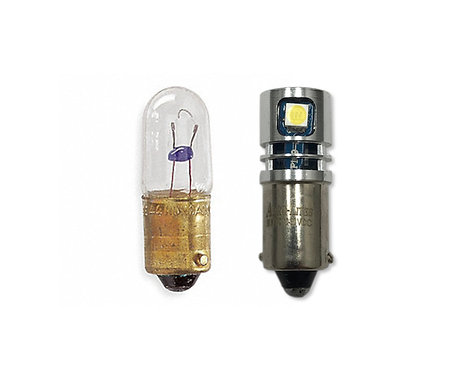 14/28V AC/DC | Ba9s  | 220lm High Output Dome/Map Light Bulb LED Replacement