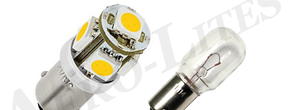 #1414, #1416, #57 | High Output LED Replacement 12/14VDC | DIMMABLE